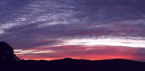 2012_0819BlackLakeSunsetPano0002 by maineman152 (Lou)