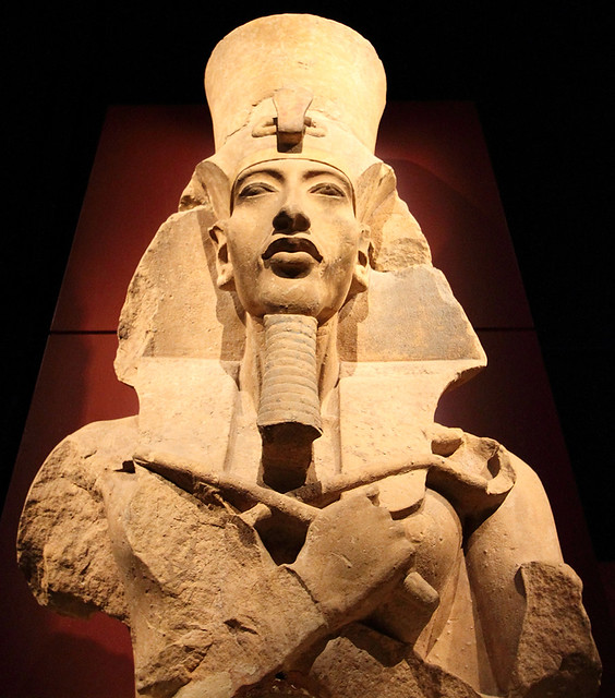 Header of Amenhotep