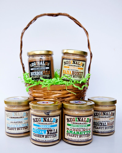 Reginald's Nut Butters