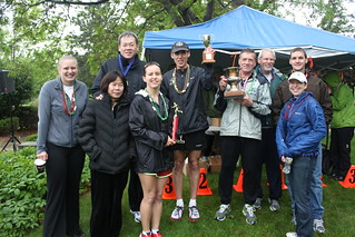2012 Federal Cup 5K Race Champions