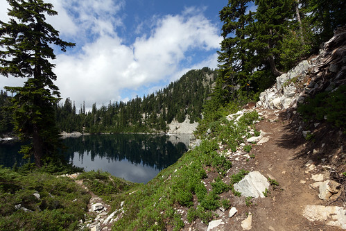 Gem Lake & Wright Mountain