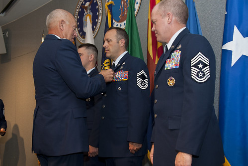 2012 ANG Outstanding Airmen of the Year ceremony by The National Guard