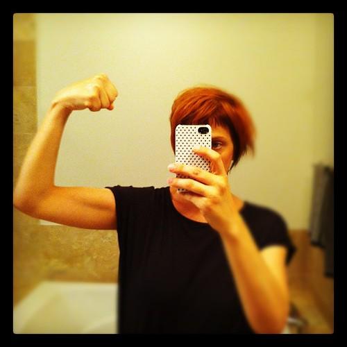 whoa, muscles??!!
