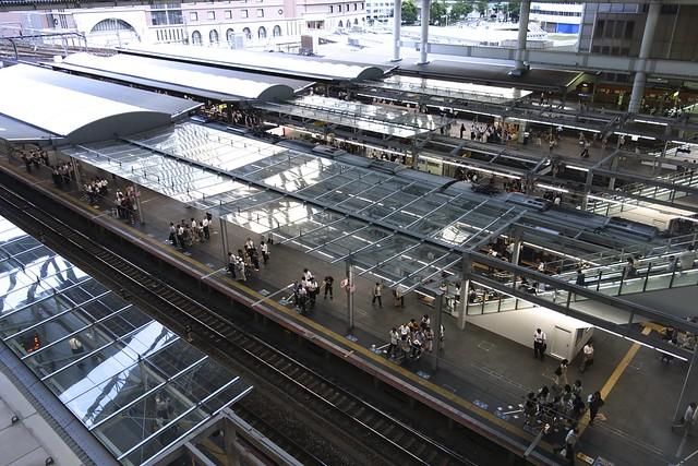 大阪駅 Osaka Station