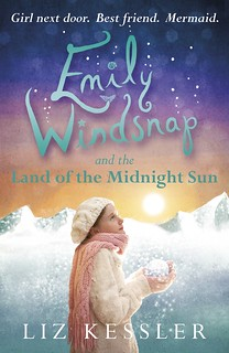 Liz Kessler, Emily Windsnap and the Land of the Midnight Sun