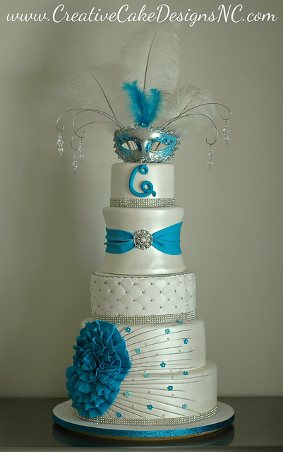 Quinceanera Cake Flickr Photo Sharing