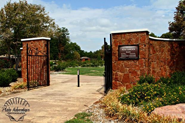 Oklahoma City Rose Garden