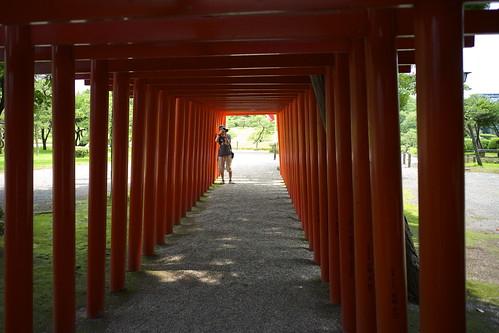 2012夏日大作戰 - 熊本 - 出水神社 (14)