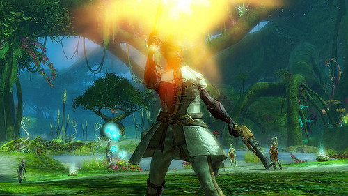 Guild Wars 2 Boons Guide - Related Skills and Traits