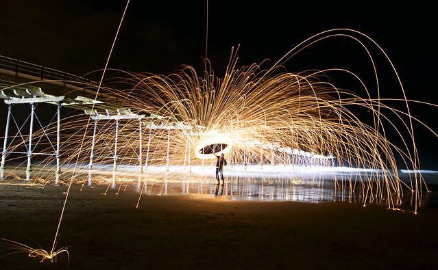 Saltburn Spinning