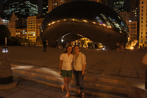 Friends at Cloudgate