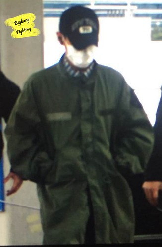 Big Bang - Incheon Airport - 27nov2015 - BigbangFighting - 09