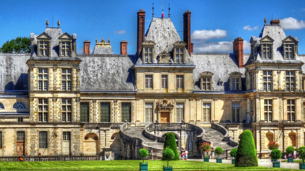 Fontainebleau le de france around guides for Hotel fontainebleau france