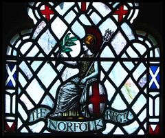 The Norfolk Regiment (Frank Beck memorial, Karl Parsons, 1920)