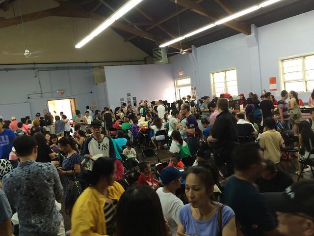 土, 2016-08-20 12:29 - Indonesian Food Bazaar @ St. James Episcopal Church, Elmhurst