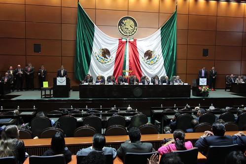 El día 22 de agosto del 2016 se llevó a cabo en la H. Cámara de Diputados el Informe de labores correspondiente al Primer Año de Ejercicio de la LXIII Legislatura.