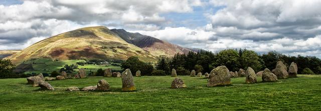Castlerigg stone circle 1