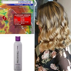 Extra body finishing spray strong enough for a hurricane but made EXTRA BODY with movement..    By Alex