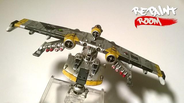Star Wars X-Wing Repaints