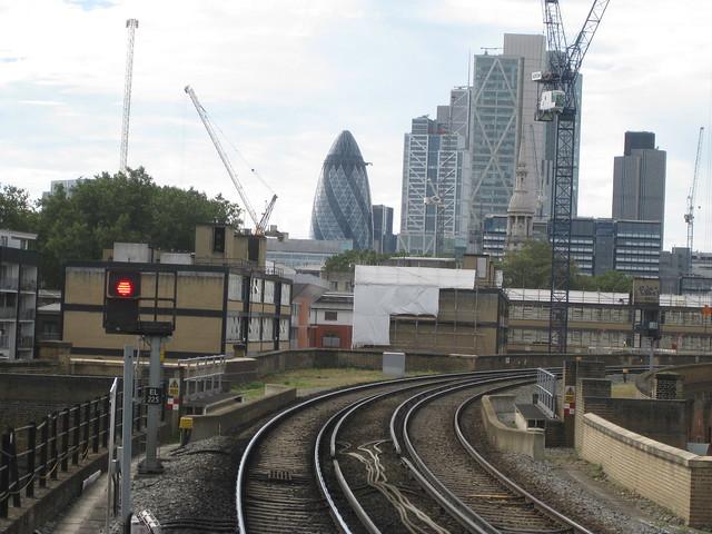Hoxton London Overground