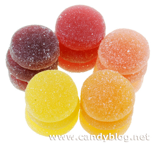Sunkist Fruit Gems (Jelly Belly)