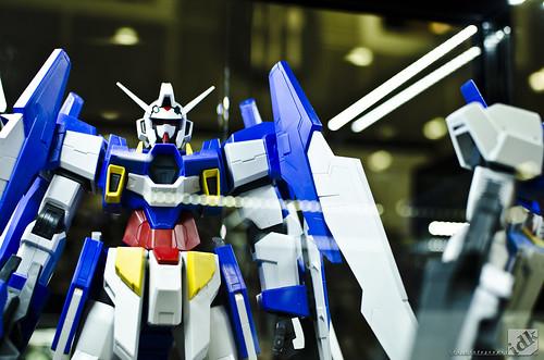 Gundam by ayooitskeo