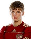 Pictures of Andrey Arshavin