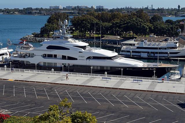 The half billion dollar yacht attessa iv flickr photo sharing