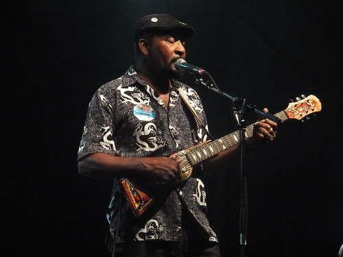 Super Chikan at Ottawa Bluesfest 2012