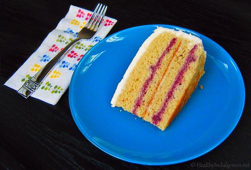 Healthy Busy Day Cake (aka Blender Cake!)