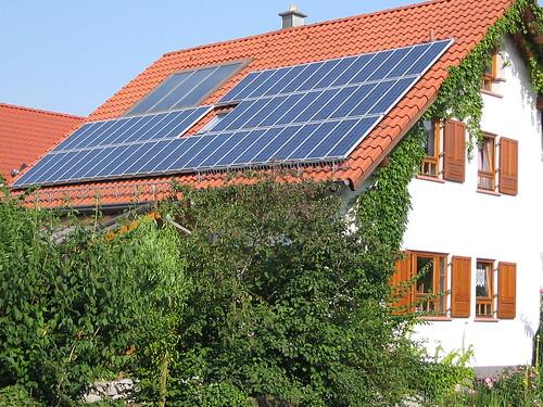 Photovoltaikanlage 2001