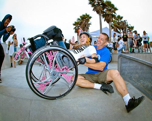 Life Rolls On Venice Beach