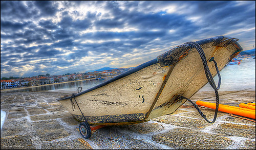 barca panxon by Carlos Castro Pérez