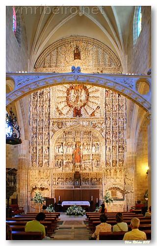 Interior da Igreja de S. Nicolau by VRfoto