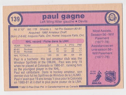 Paul Gagneback