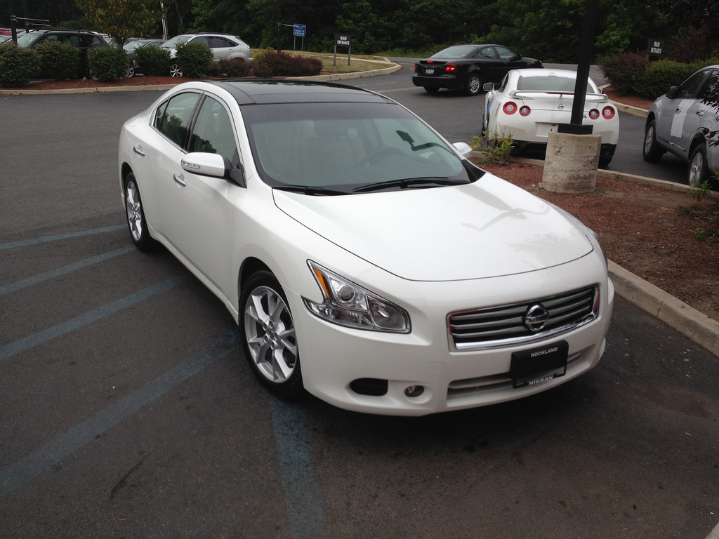 my new maxima - nissan forum | nissan forums