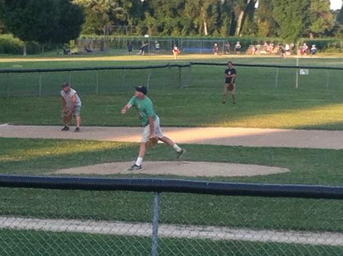 Dads v Kids Baseball2