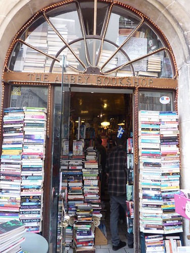 Abbey Bookshop Paris