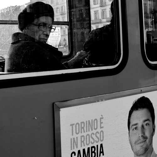 Passing Faces: Vanchiglia Turin Piemonte Italy