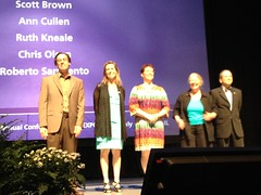 New SLA Fellows, SLA2012