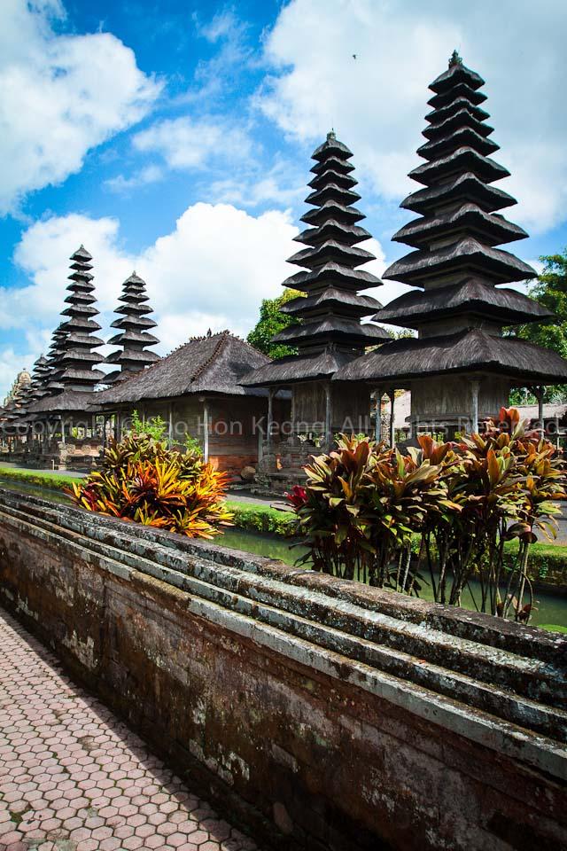 Pura Taman Ayun @ Bali, Indonesia