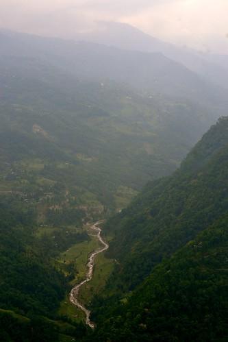 The Teesta in Sikkim
