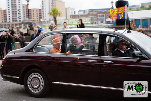 Photo ID 13 - HRH The queen's Diamond Jubilee tour Newcastle Visit by mattmuir.co.uk