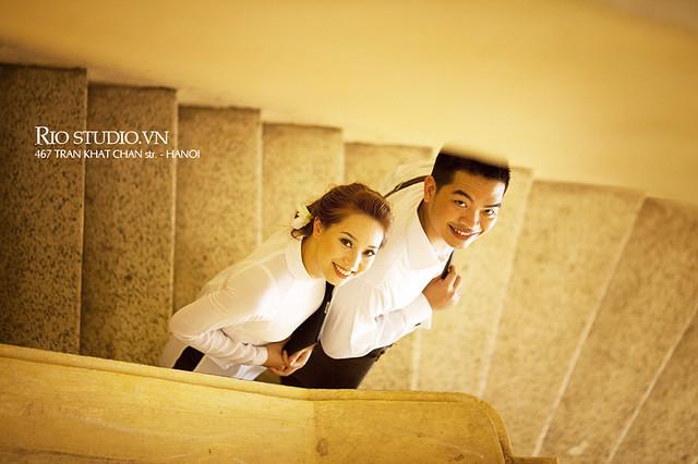 Ảnh cưới Tùng - Linh (Hà Nội)