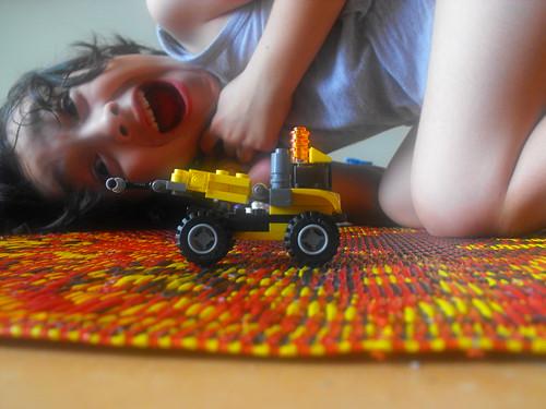 Maestro del lego