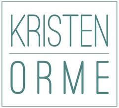 Kristen Orme knitwear logo