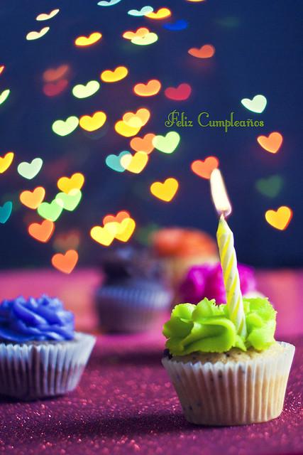 Feliz Cumpleaños Bebi