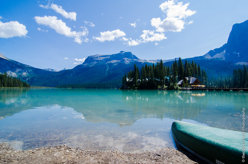 Emerald Lake | 20 Reasons Why British Columbia is the Best Place on Earth | packmeto.com