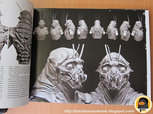 The Art of District 9 Weta Workshop_04