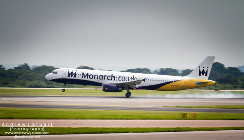 Monarch Airbus A321